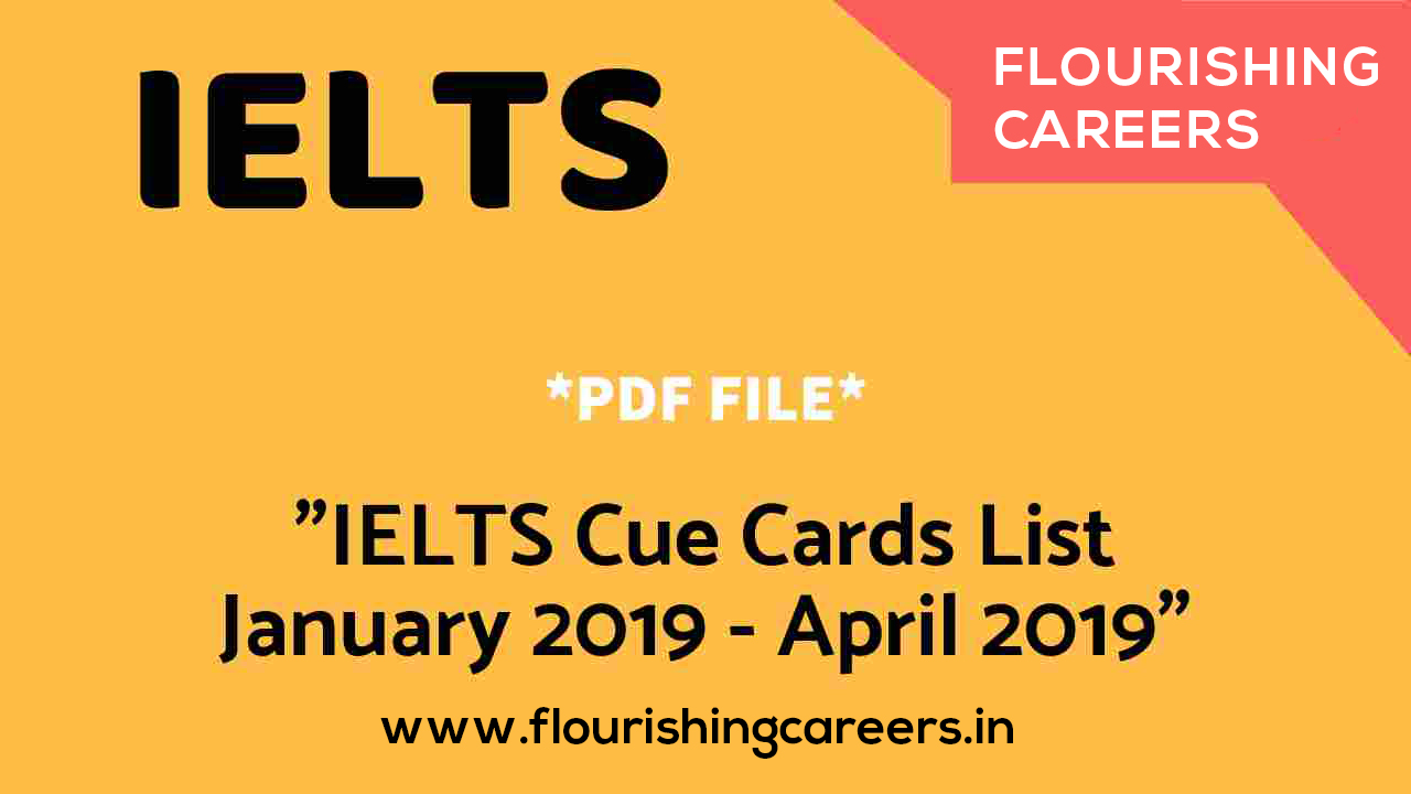 ielts speaking cue card tips 2020  leading to success